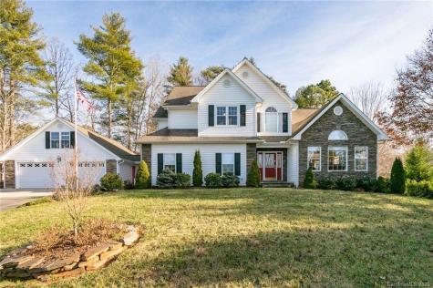 75 Red Maple Drive Weaverville NC 28787