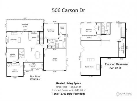 506 Carson Drive Hendersonville NC 28791