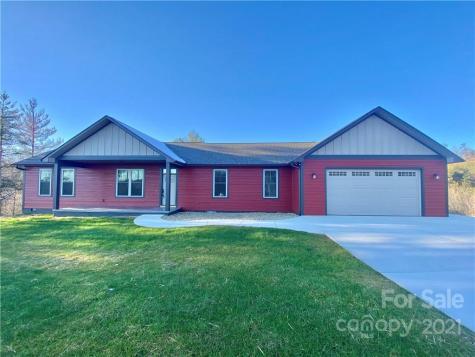 11 S Pine Drive Weaverville NC 28787