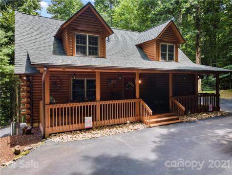 1437 Bearwallow Mountain Road Hendersonville NC 28792