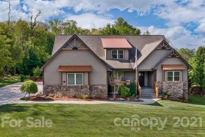 47 Willow Bend Drive Candler NC 28715