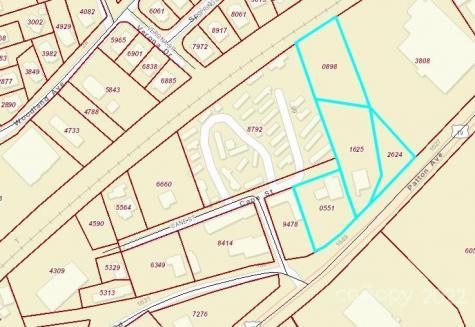 1645 Patton Avenue Asheville NC 28806