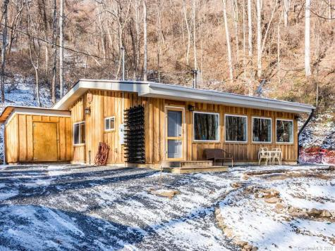 857 Wooded Mountain Trail Mars Hill NC 28754