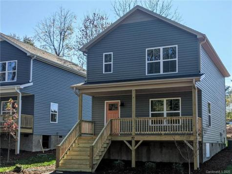 27 Busbee View Road Asheville NC 28803