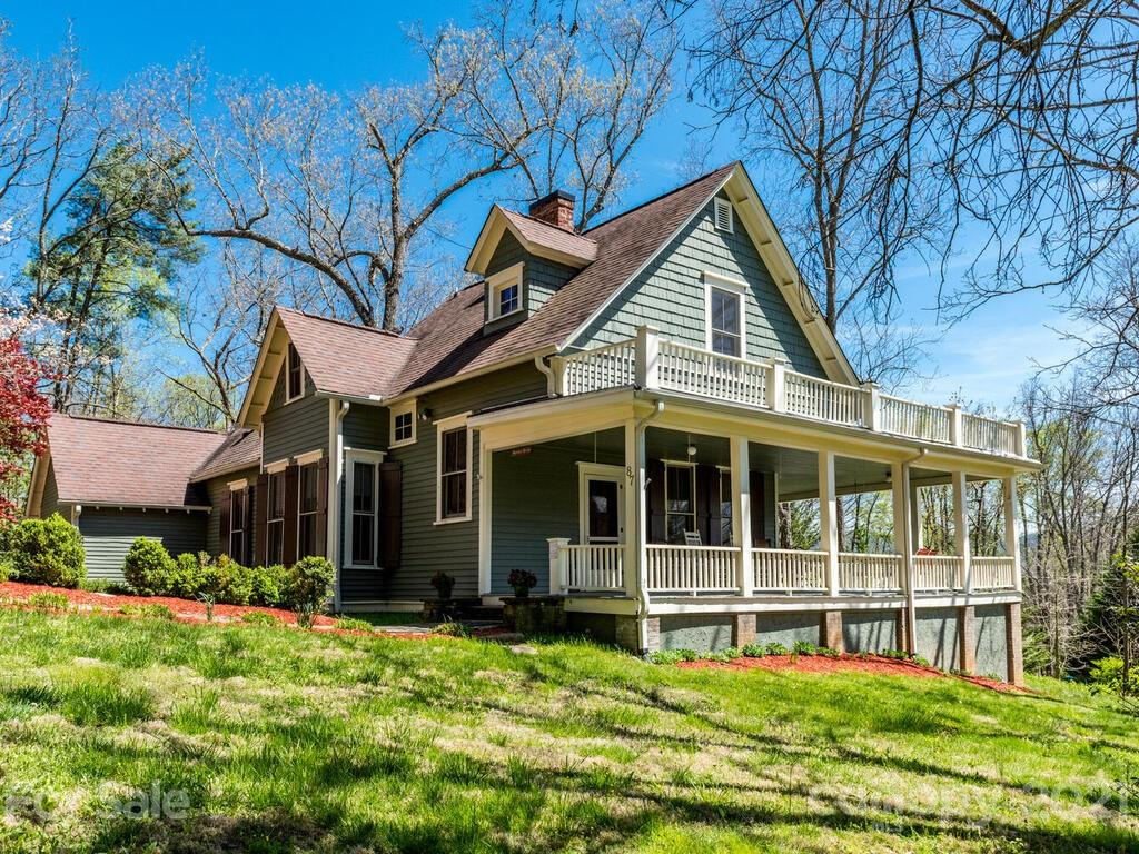 87 Hamburg Mountain Road Weaverville NC 28787