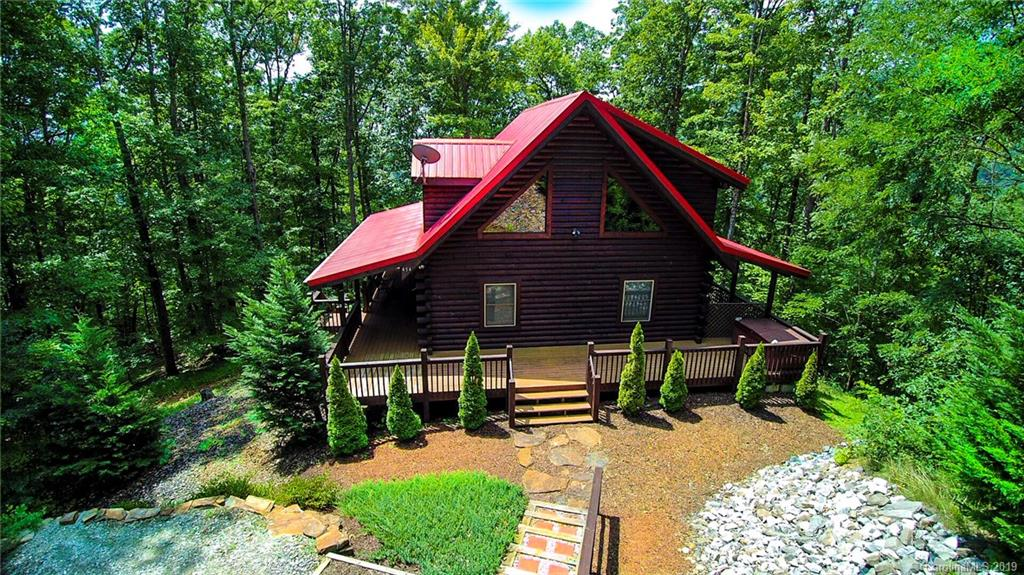 454 Roberts Trail Lake Lure NC 28746