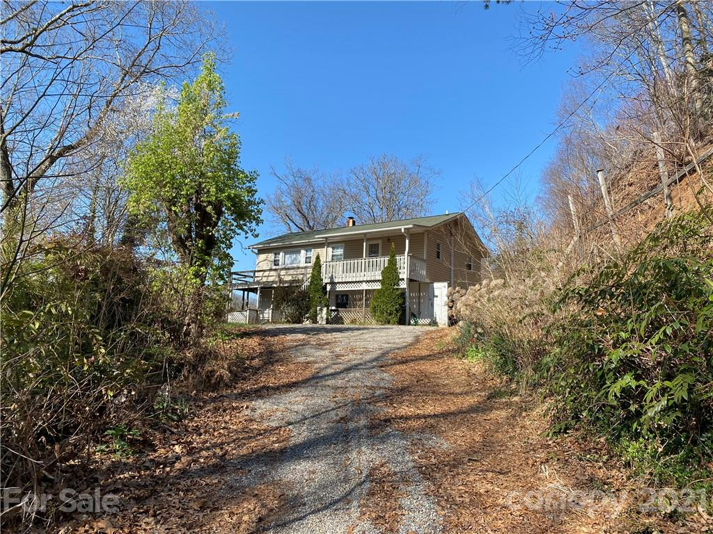 485 & 487 Hookers Gap Road Candler NC 28715