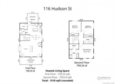 116 Hudson Street Asheville NC 28806