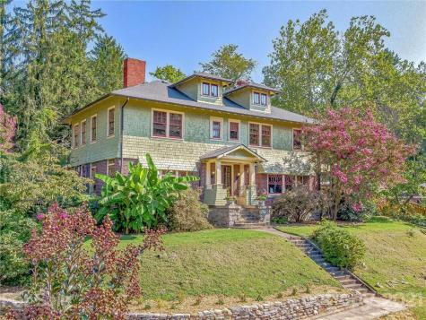 42 Forest Hill Drive Asheville NC 28803