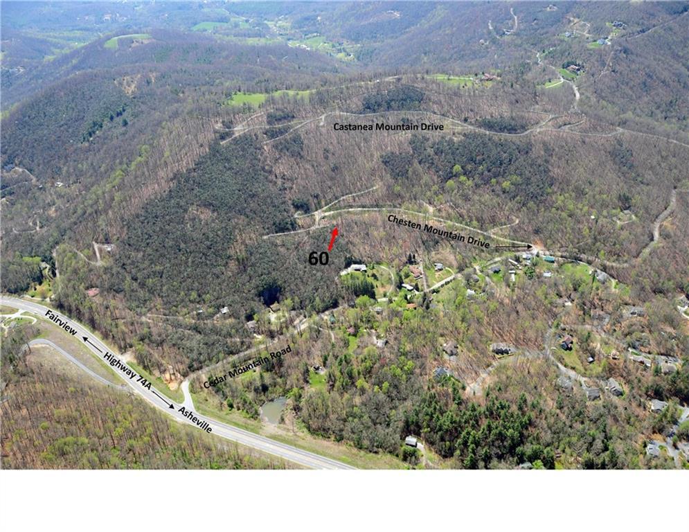 60 Chesten Mountain Drive Asheville NC 28803