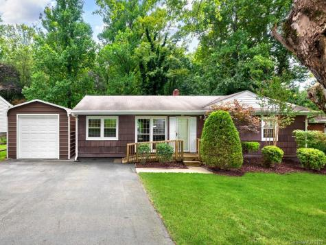 885 New Haw Creek Road Asheville NC 28805