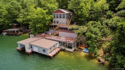 222 Ridge Road Lake Lure NC 28746