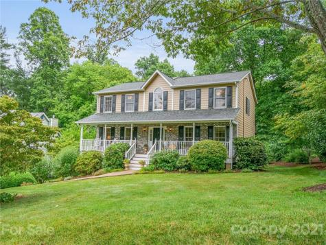75 Forest Lake Drive Asheville NC 28803