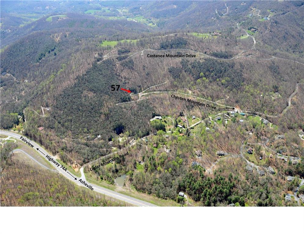 57 Chesten Mountain Drive Asheville NC 28803