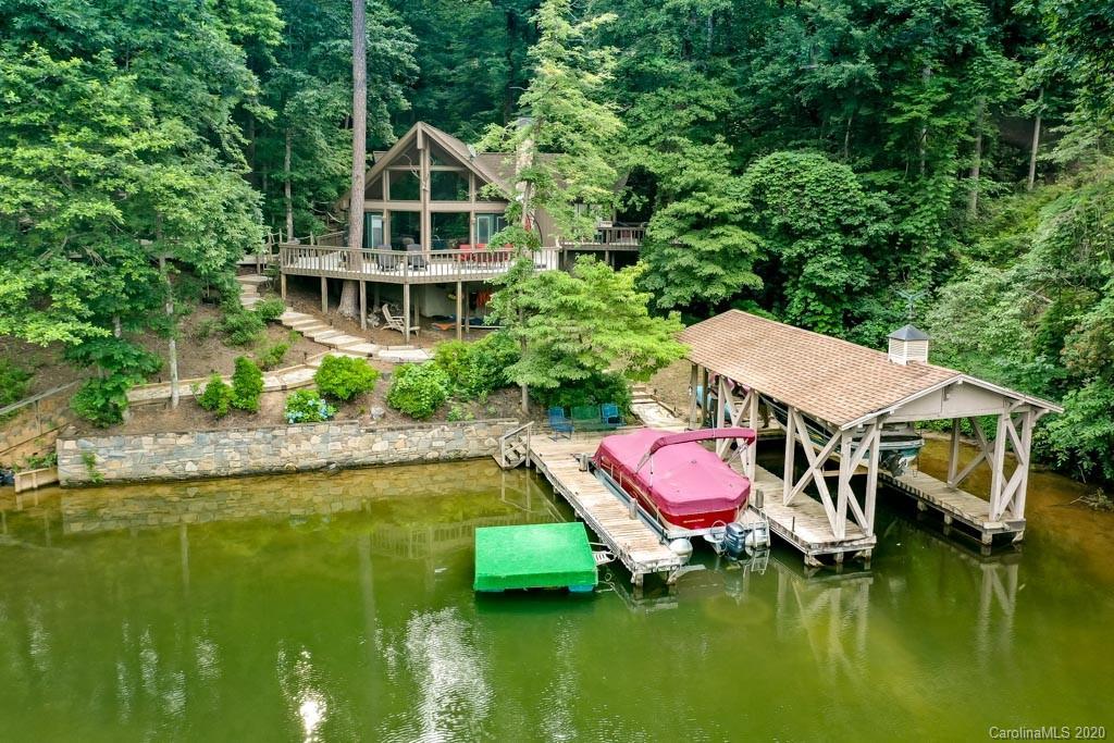 161 & 187 Falcons Avenue Lake Lure NC 28746