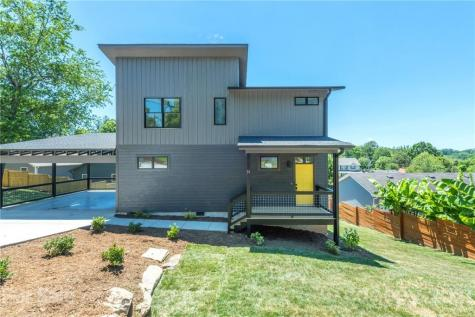 14 Winding Road Asheville NC 28803