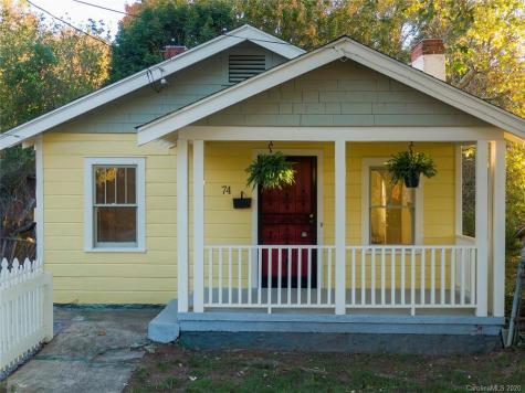 74 Livingston Street Asheville NC 28801