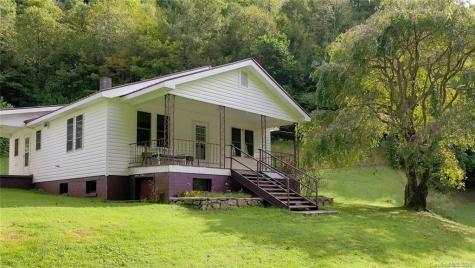 206 Little Foster Creek Road Marshall NC 28753