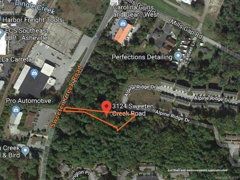 3124 Sweeten Creek Road Asheville NC 28803