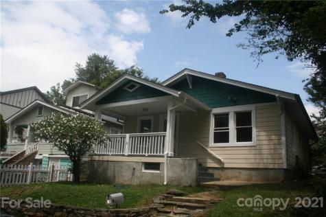 36 Huntington Street Asheville NC 28801