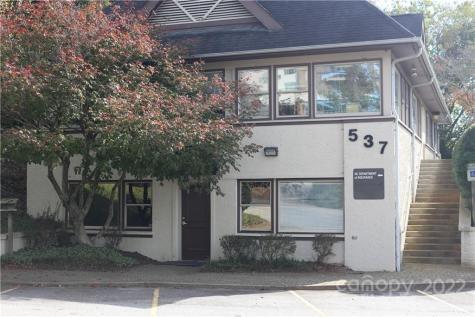 537 College Street Asheville NC 28801