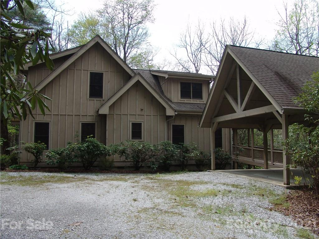 31 Cold Mountain Road Lake Toxaway NC 28747