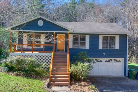 109 Forest Lake Drive Asheville NC 28803