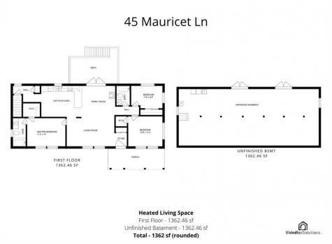 45 Mauricet Lane Asheville NC 28806