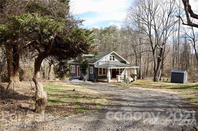 401 Big Cove Road Candler NC 28715
