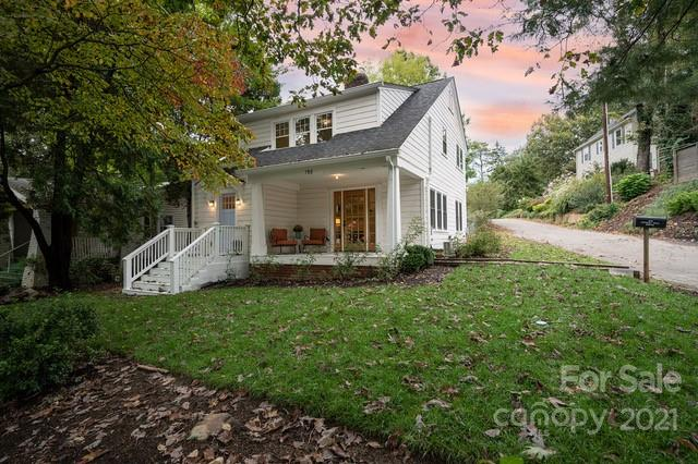 198 Forest Hill Drive Asheville NC 28803