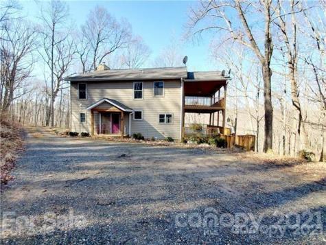 60 Countryside Estates Barnardsville NC 28709