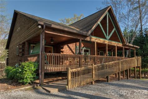 147 Pier Point Drive Lake Lure NC 28746