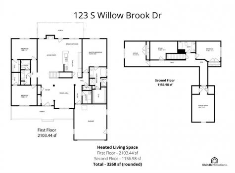 123 S Willow Brook Drive Asheville NC 28806