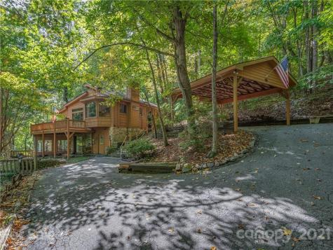 256 Indian Bluff Trail Hendersonville NC 28739