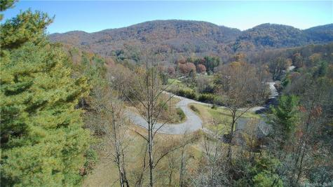 4.89 Acres off Autumn Trail Lane Asheville NC 28803