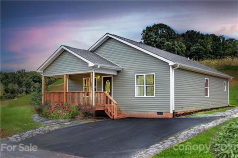 535 Quinn Hill Lane Mars Hill NC 28754