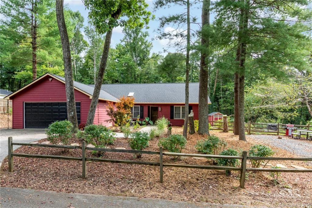 6 Bethany Woods Drive Asheville NC 28805