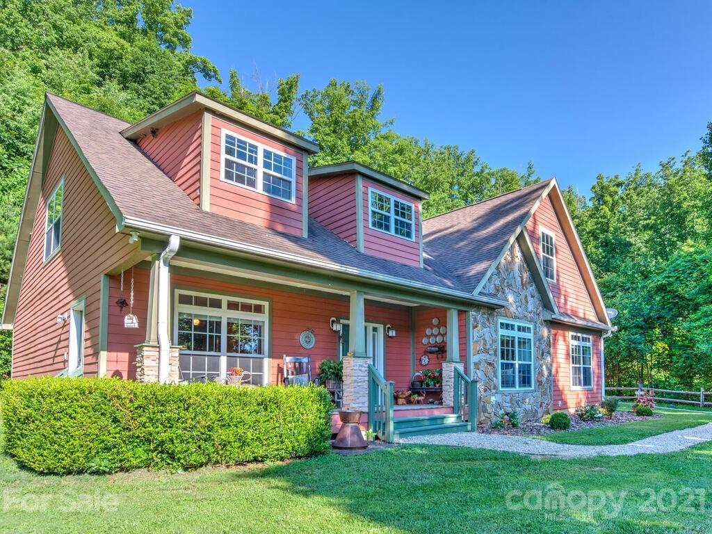77 Ox Bow Crossing Weaverville NC 28787