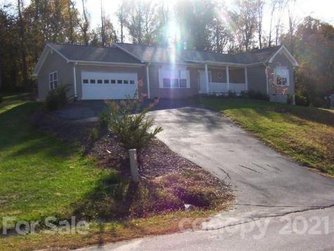 45 N Willow Brook Drive Asheville NC 28806