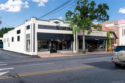 14 Lodge Street Asheville NC 28803