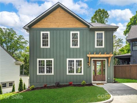 33 Montview Drive Asheville NC 28801
