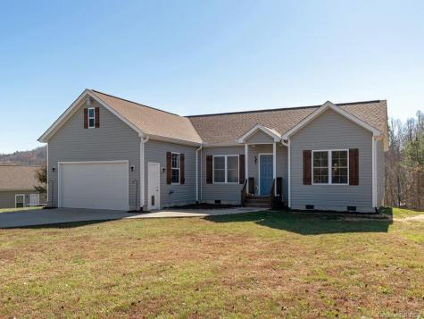 177 Hidden Knoll Drive Hendersonville NC 28792