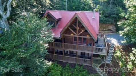 339 Chipmonk Trail Lake Lure NC 28746