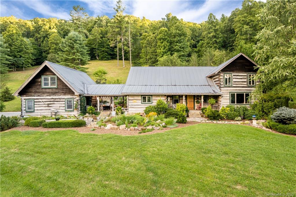 157 Sugar Creek Road Weaverville NC 28787