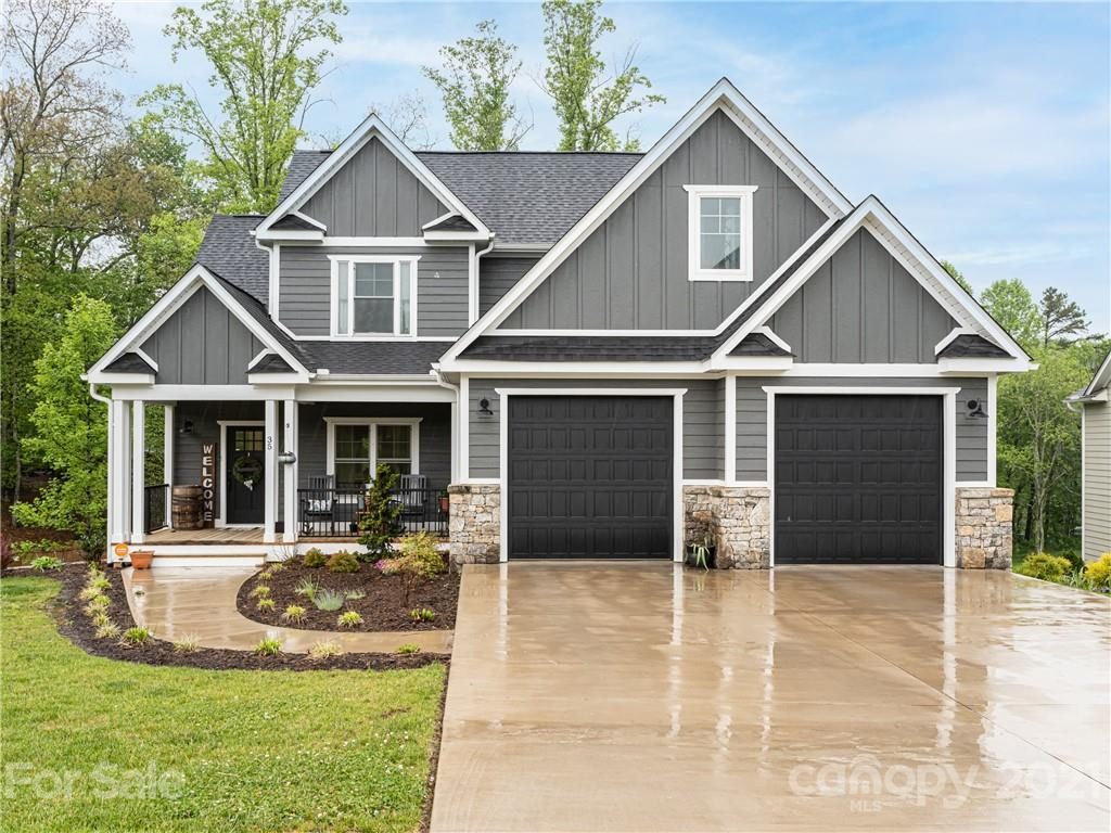 35 Willow Bend Drive Candler NC 28715