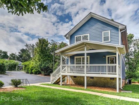 2 Cottage Cove Lane Asheville NC 28803