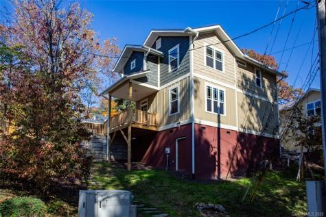 28 Forest Hill Drive Asheville NC 28803