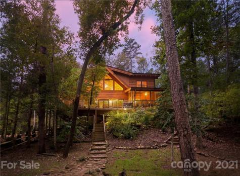 134 Night Owls Terrace Lake Lure NC 28746