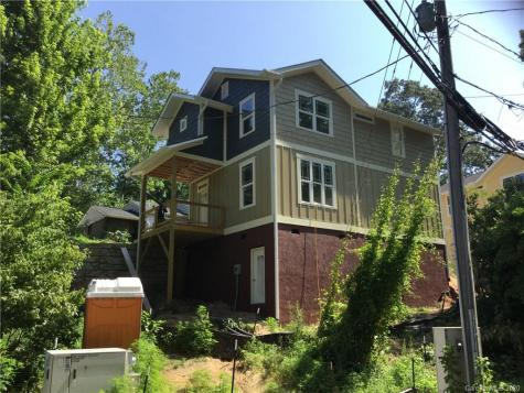 34 Forest Hill Drive Asheville NC 28803