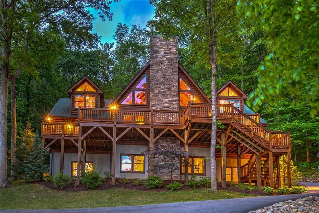 32 Quail Point Drive Weaverville NC 28787